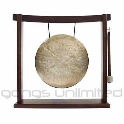 "11"" Che Sui Gong on the Woodsonic Gong Stand - FREE SHIPPING"