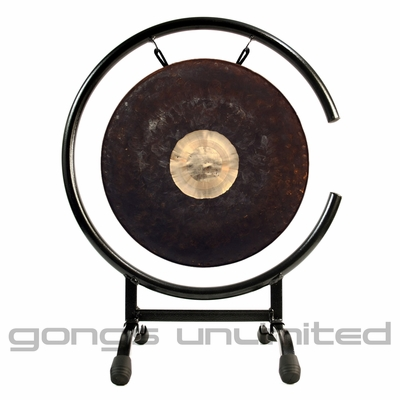 "10"" Dark Star Gong on High C Gong Stand - FREE SHIPPING"
