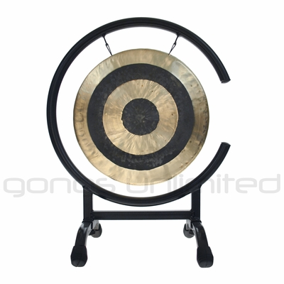 "10"" Subatomic Gong on High C Gong Stand - FREE SHIPPING"