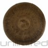 """11.5"""" Engraved Nepalese Gong"""