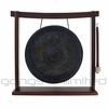 "SOLD OUT 12"" Bao Gong on the Woodsonic Gong Stand - FREE SHIPPING"