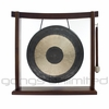 "SOLD OUT 12"" Chau Gong on the Woodsonic Gong Stand - FREE SHIPPING"