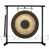 "12"" Chau Gong on the Zildjian Table-Top Gong Stand (P0561)"