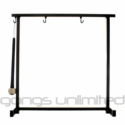 "12"" Gongs on the Zildjian Table-Top Gong Stand (P0561) - FREE SHIPPING"