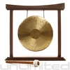 "12"" Heng Gong on The Small Eternal Present Gong Stand"