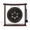 """12"""" Thai Gong on the Woodsonic Gong Stand - FREE SHIPPING - SOLD OUT"""