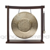 "SOLD OUT 12"" Tiger Gong (Opera Style - Pitch Bend Gong) on the Woodsonic Gong Stand - FREE SHIPPING"
