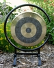 "12"" Subatomic Gong on High C Gong Stand - FREE SHIPPING"