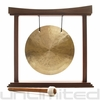 "12"" Wind Gong on The Small Eternal Present Gong Stand"
