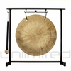 "12"" Wind Gong on the Zildjian Table-Top Gong Stand (P0561) - FREE SHIPPING - SOLD OUT"