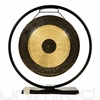 "14"" Chau Gong on Au Courant Gong Stand - FREE SHIPPING"