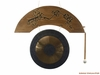 "14"" Chau Gong on Cherry Blossom Gong Hanger - FREE SHIPPING"