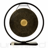 "14"" Dark Star Gong on Au Courant Gong Stand - FREE SHIPPING"