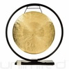 "14"" Pasi Gong on Au Courant Gong Stand - FREE SHIPPING"