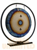 "14"" Steel Tai Loi Gong on Au Courant Stand - Made in America"