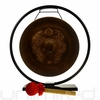 """14"""" Vietnamese Dragon Gong on Au Courant Stand - FREE SHIPPING"""