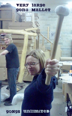 """CLICK HERE for Very Large Chinese Gong Mallets for 26"""" to 30"""" Gongs"""