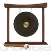 """16"""" Dark Star Gong on the Eternal Present Gong Stand - FREE SHIPPING"""