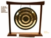 "16"" Solar Flare Gong on The Eternal Present Gong Stand - FREE SHIPPING - SOLD OUT"