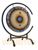 "16"" Steel Tai Loi Gong on High C Stand - Made in America"