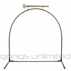 "18"" Gongs on The Super Love Gong Stand - FREE SHIPPING - SOLD OUT"
