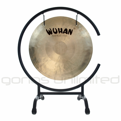 """16"""" Wuhan Wind Gong on High C Gong Stand - FREE SHIPPING - SOLD OUT"""