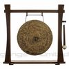 "18"" Atlantis Gong on Spirit Guide Gong Stand"