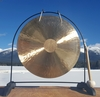 "20"" Brisk Wind Gong on the Super Love Gong Stand - FREE SHIPPING"