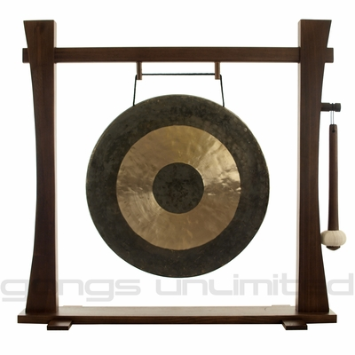 """20"""" Chau Gong on Spirit Guide Gong Stand - FREE SHIPPING"""