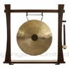 "22"" Chocolate Drop Gong on Spirit Guide Gong Stand - FREE SHIPPING"
