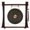 """22"""" Dark Star Gong on Spirit Guide Gong Stand - FREE SHIPPING - SOLD OUT"""