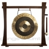"22"" Subatomic Gong on Spirit Guide Gong Stand - FREE SHIPPING"