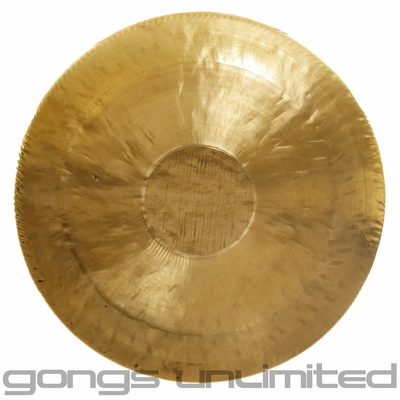 "22"" White Gong"