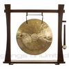"22"" Wind Gong on Spirit Guide Gong Stand"