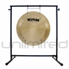 """22"""" Wuhan Wind Gong on the Fruity Buddha Gong Stand - FREE SHIPPING"""