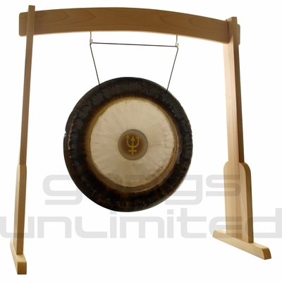 "24"" Meinl Neptune Planetary Tuned Gong on the Meinl Wood Stand (G24-N/TMWGS-M) - SOLD OUT"