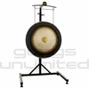 "24"" Meinl Sidereal Moon Planetary Tuned Gong on the Meinl Metal Stand (G24-M-SI/TMGS)"