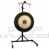 "24"" Meinl Synodic Moon Planetary Tuned Gong on the Meinl Metal Stand (G24-M-SY/TMGS)"
