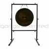 "24"" Trung Sisters Vietnamese Gong on Rambo Rimbaud Stand"