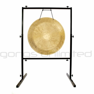 "24"" Wind Gong on Rambo Rimbaud Stand - FREE SHIPPING - SOLD OUT"