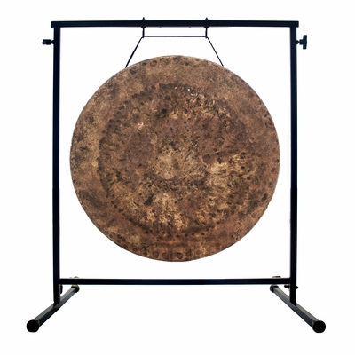 "26"" Atlantis Gong on the Fruity Buddha Gong Stand - FREE SHIPPING - SOLD OUT"