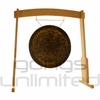 "26"" Atlantis Gong on the Meinl Gong/Tam Tam Wood Stand (TMWGS-M) - SOLD OUT"