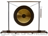 "26"" Chau Gong on MicroMaglev Gong Stand"