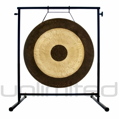 "26"" Chau Gong on the Fruity Buddha Gong Stand - FREE SHIPPING"
