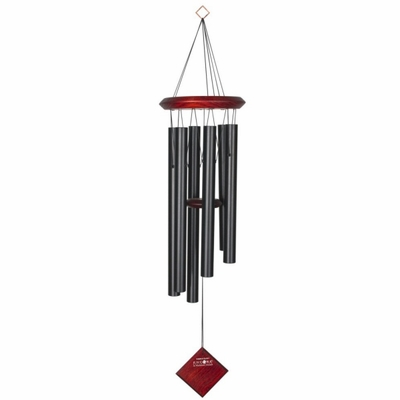 """27"""" Woodstock Chimes of Pluto - Black (DCK27)  SOLD OUT"""