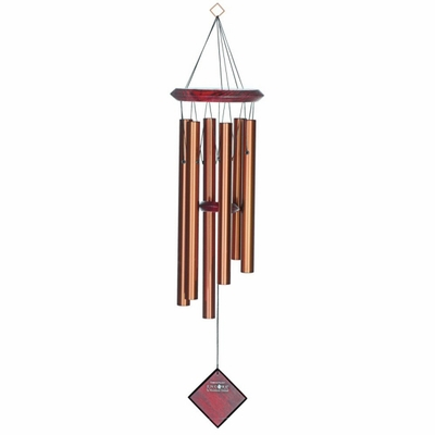 "27"" Woodstock Chimes of Pluto - Bronze (DCB27)"