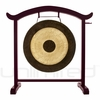 "28"" Chau Gong on the Deeper Meaning Gong Stand  - FREE SHIPPING"
