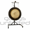"28"" Meinl Chiron Planetary Tuned Gong on the Meinl Metal Stand (G28-CH/TMGS)"