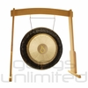 "28"" Meinl Chiron Planetary Tuned Gong on the Meinl Wood Stand (G28-CH/TMWGS-M) - SOLD OUT"