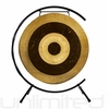 """28"""" Subatomic Gong on Paiste Floor Gong Stand - SOLD OUT"""